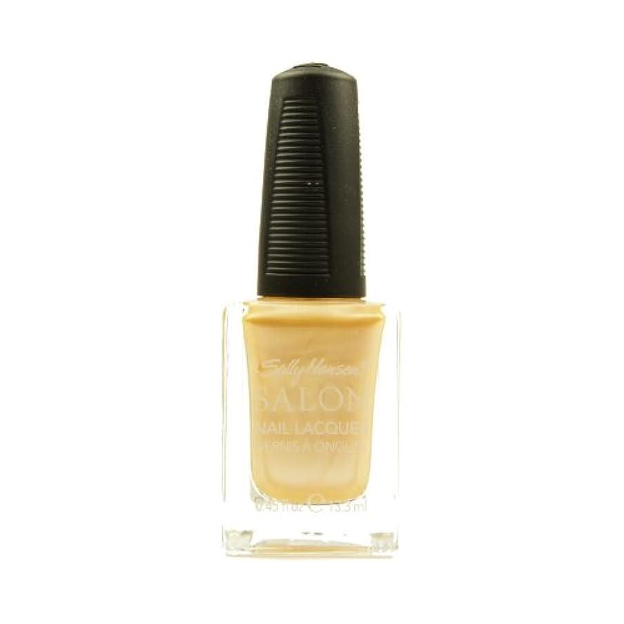 昆虫雲免疫する(6 Pack) SALLY HANSEN Salon Nail Lacquer 4134 - Fizz It Is (並行輸入品)
