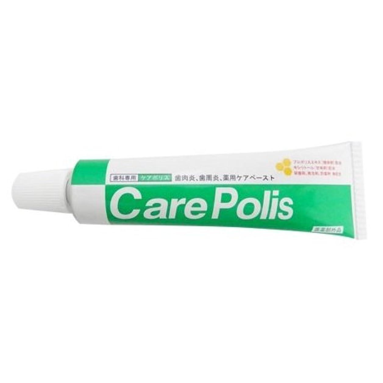 櫛ペンス可能性薬用歯磨 ケアポリス 75g