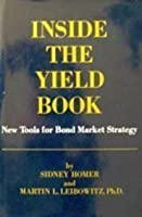 Inside the Yield Book; New Tools for Bond Market Strategy                  C
