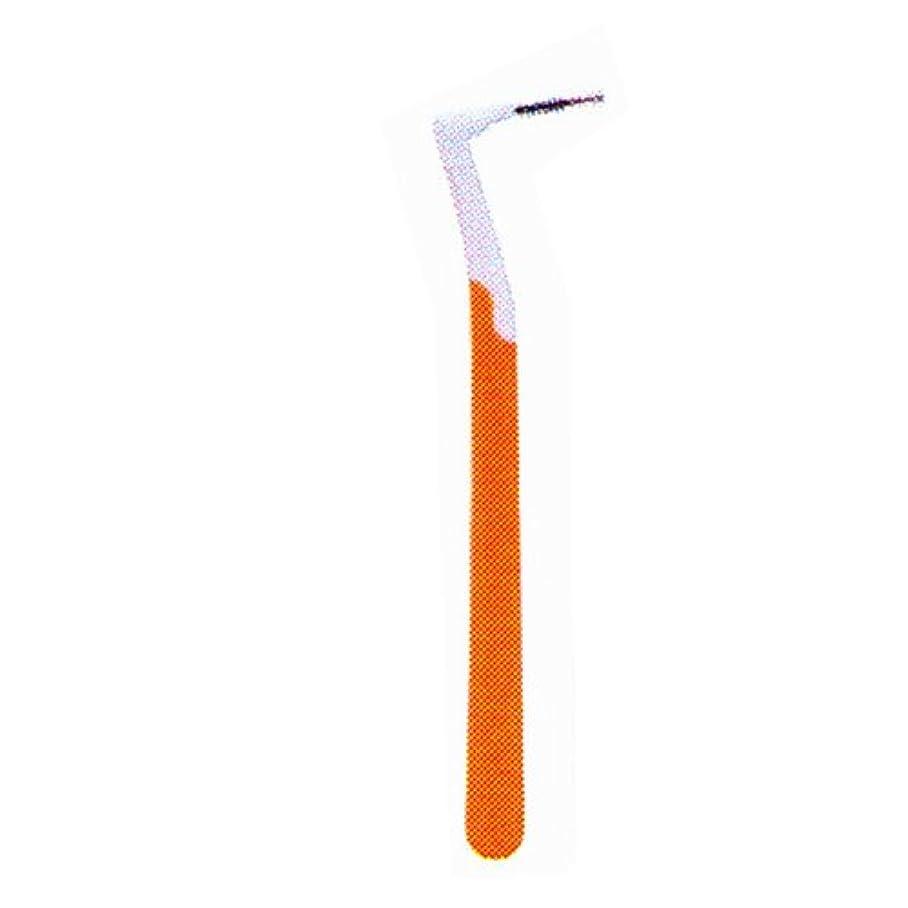 ほとんどない兄追記インタープロックスプラス 歯間ブラシ 6本入 (3S(オレンジ))