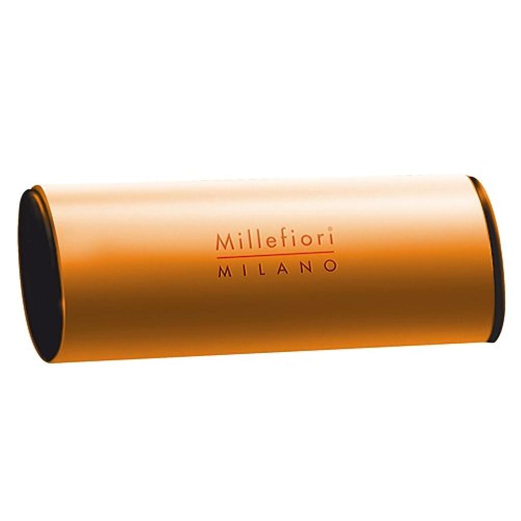 サイバースペースブラスト適切なMillefiori カーエアーフレッシュナー オレンジ オレンジティー CDIF-A-003