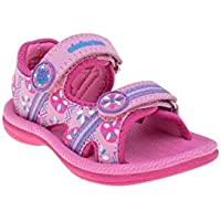 elefanten Girls - Toddler Open Air Sport Sandals - Water Friendly