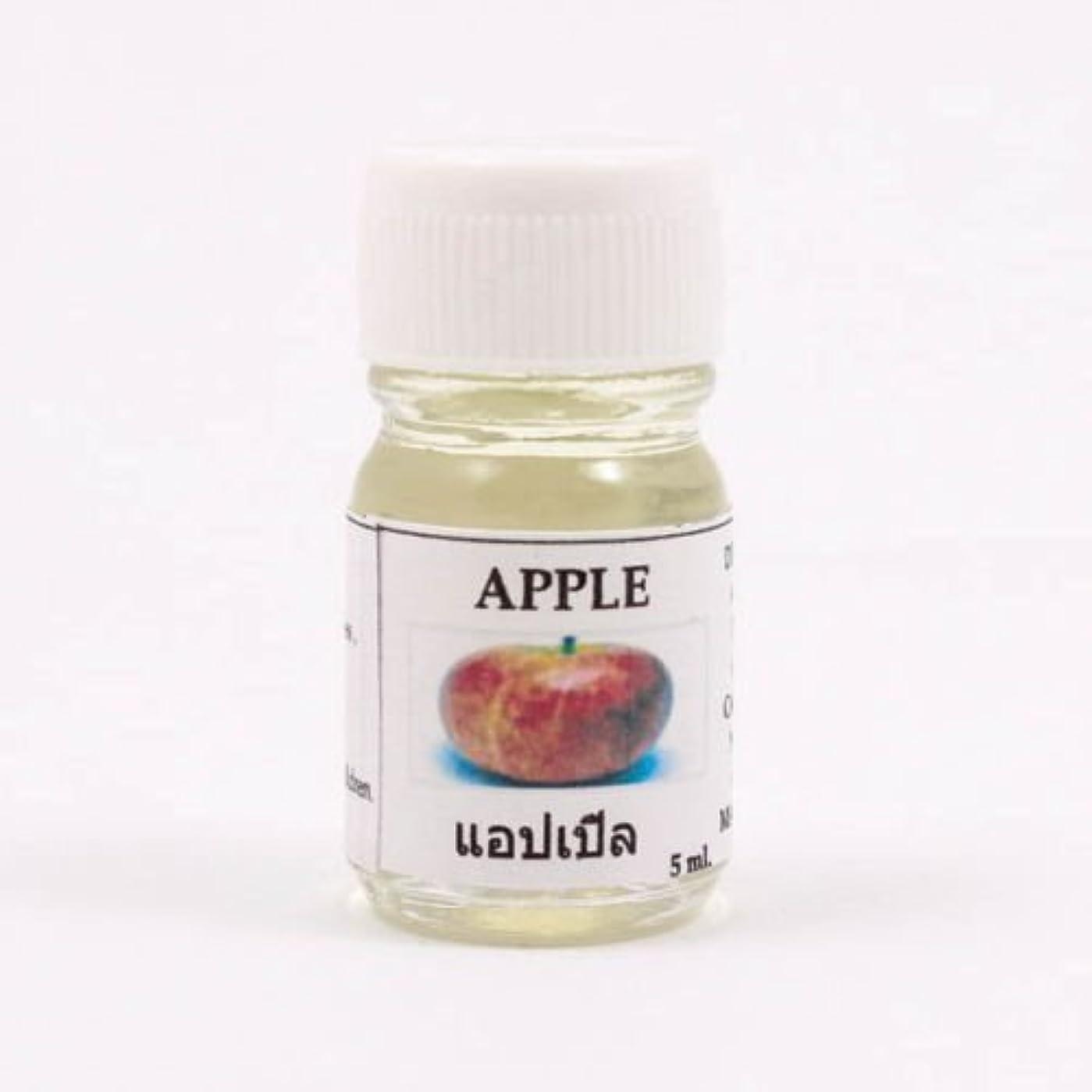 怪物乱雑な明示的に6X Apple Aroma Fragrance Essential Oil 5ML cc Diffuser Burner Therapy