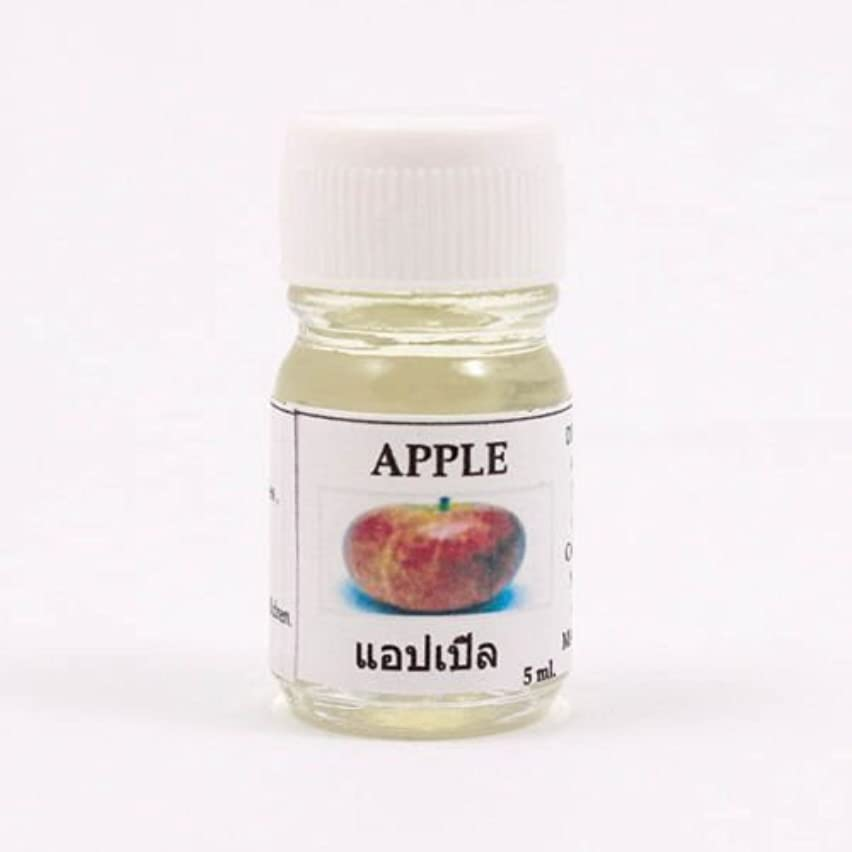 6X Apple Aroma Fragrance Essential Oil 5ML cc Diffuser Burner Therapy