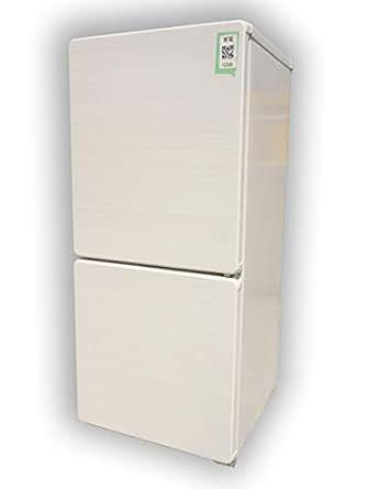 ユーイング UR-F110H-W スターリングホワイト [小型冷蔵庫 (110L・右開き)]