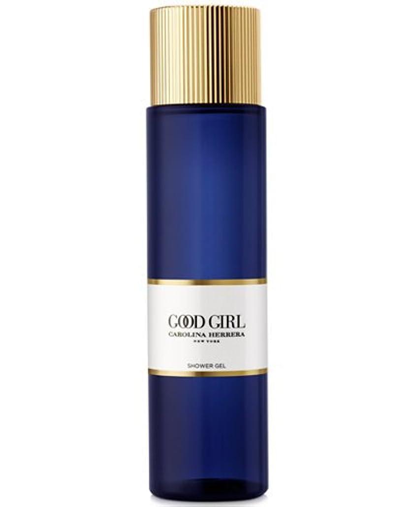 好ましい四回似ているGood Girl (グッド ガール) 6.8 oz (200ml) Shower Gel (シャワージェル) by Carolina Herrera for Women