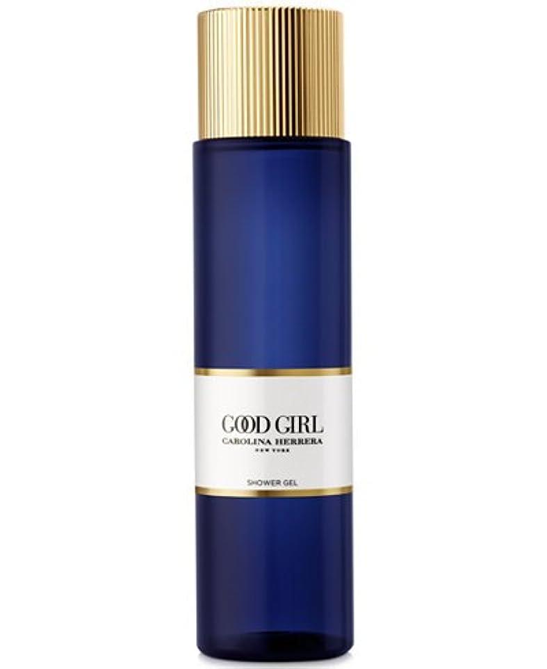 強打なかなか研究Good Girl (グッド ガール) 6.8 oz (200ml) Shower Gel (シャワージェル) by Carolina Herrera for Women