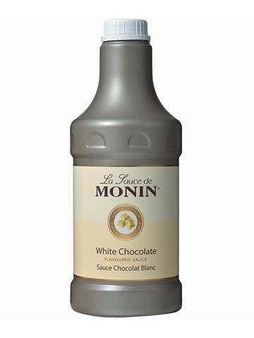 モナン ホワイトチョコレート ソース 1890ml