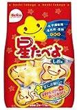 栗山製菓 ◆星たべよしお◆ 22枚×6袋