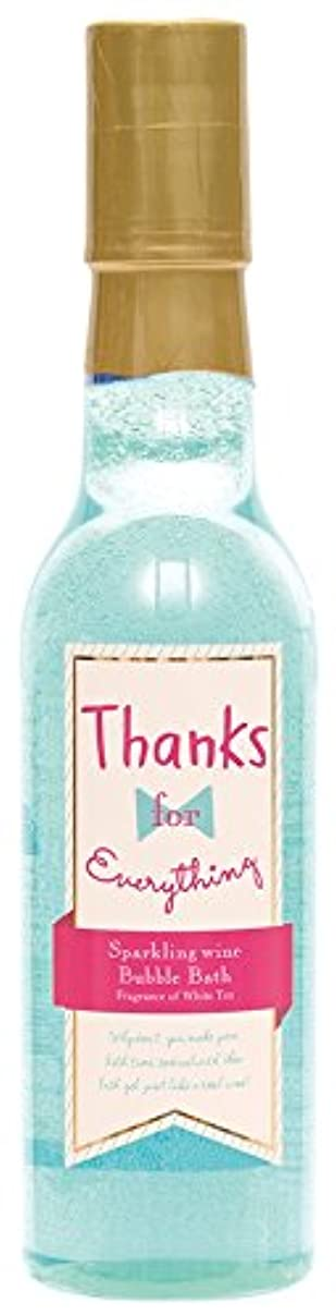 信条必要派生するノルコーポレーション 入浴剤 バブルバス スパークリングワイン 240ml ホワイトティーの香り OB-WIB-6-2