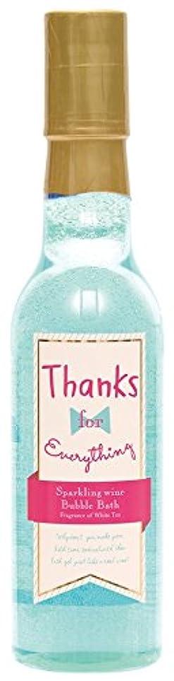 グレー唯物論風刺ノルコーポレーション 入浴剤 バブルバス スパークリングワイン 240ml ホワイトティーの香り OB-WIB-6-2