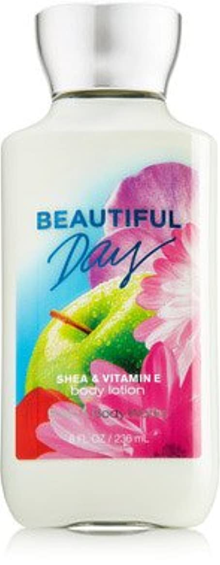 申込み信頼できる空のバス&ボディワークス ビューティフルディ ボディローション Beautiful Days Body lotion [並行輸入品]