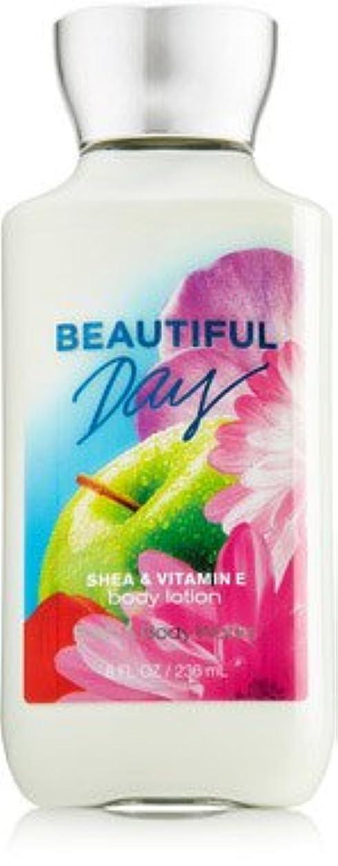 メンテナンスフリルクラシックバス&ボディワークス ビューティフルディ ボディローション Beautiful Days Body lotion [並行輸入品]