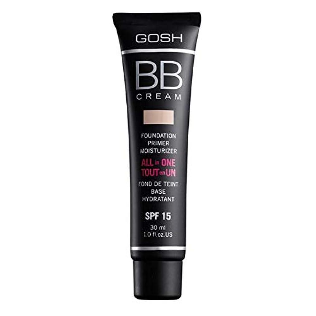 正統派甘味電池[GOSH ] おやっBbクリームベージュ2 - Gosh BB Cream Beige 2 [並行輸入品]
