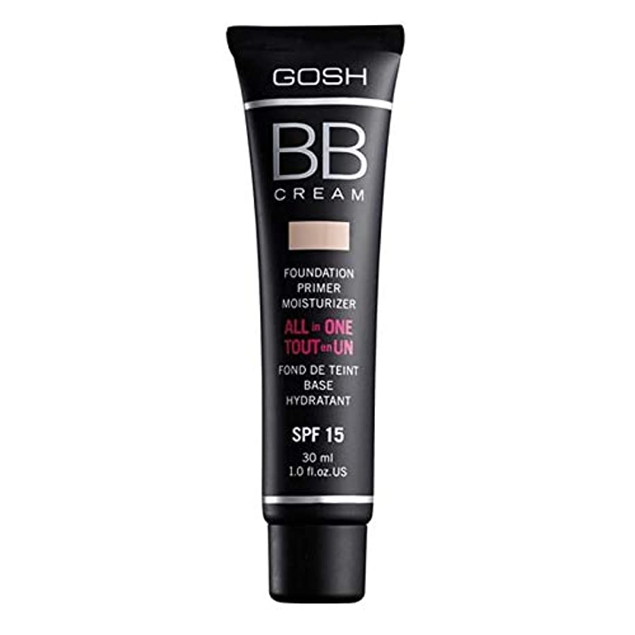 次へ形後方[GOSH ] おやっBbクリームベージュ2 - Gosh BB Cream Beige 2 [並行輸入品]