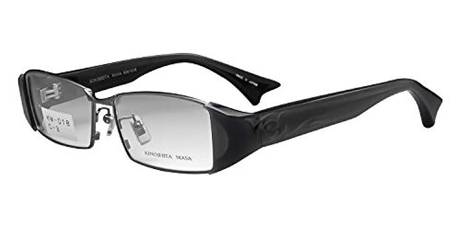 時系列改善するテザー鯖江ワークス(SABAE WORKS) 老眼鏡 ブルーカット 格好いい スクエア グレー KM018C3 度なし ±0.00