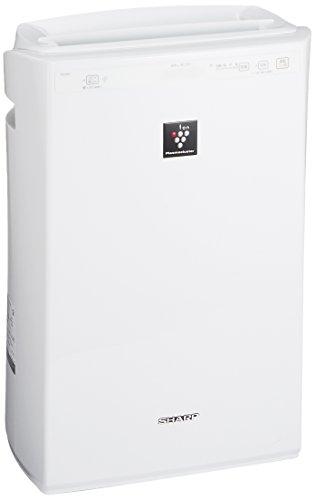 シャープ 空気清浄機 プラズマクラスター ~14畳/空気清浄 ~24畳 ホワイト FU-F51-W