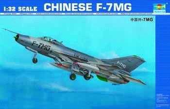 1/32 チェングデュ F-7MG(ミグ-21) 2220