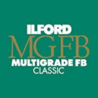 Ilford Multigrade FB Classic Gloss VC Paper (11 x 14 In., 10 Sheets) by Ilford