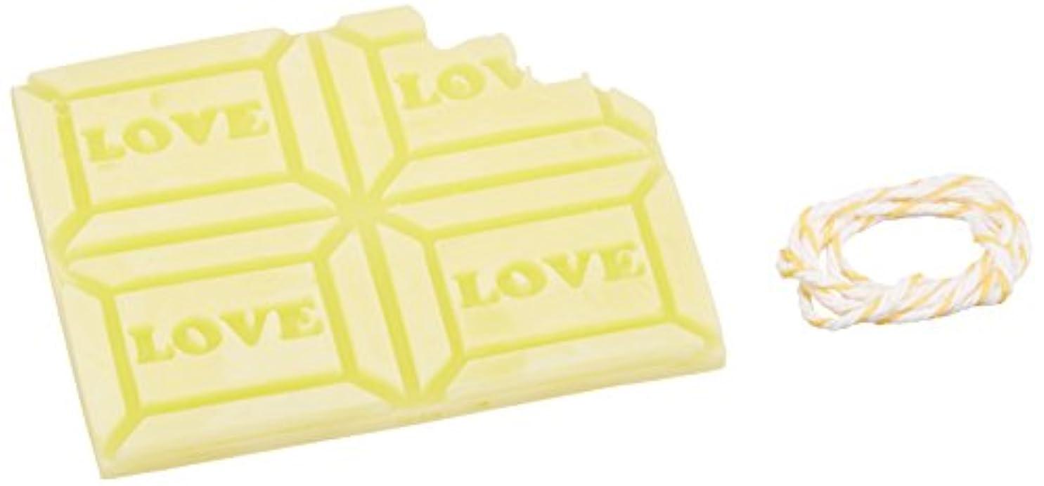 エロチックレビュー宿題GRASSE TOKYO AROMATICWAXチャーム「板チョコ(LOVE)」(YE) ベルガモット アロマティックワックス グラーストウキョウ