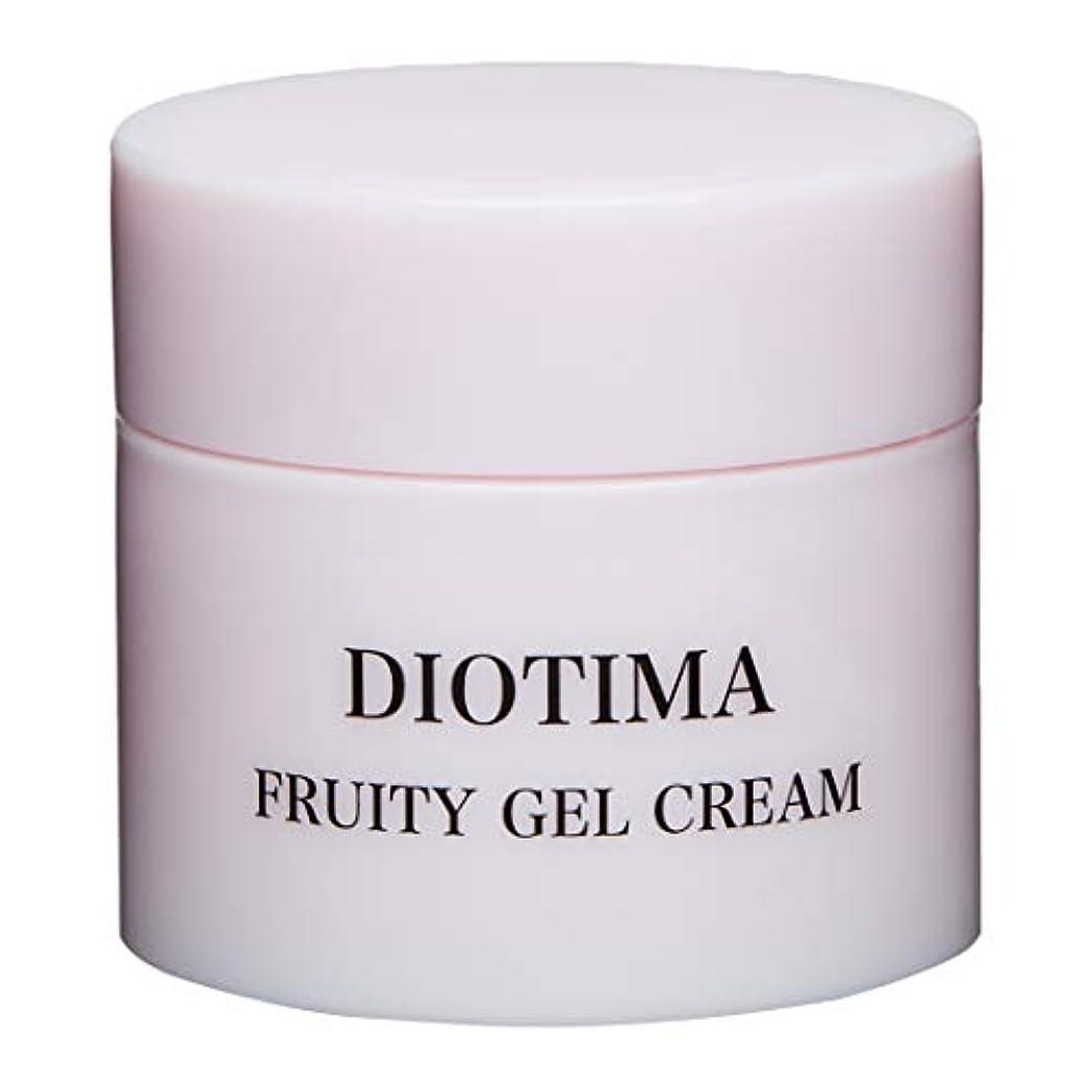 最適蒸発する遺伝子DUITIMA(ディオティマ) ディオティマ フルーティジェルクリーム オールインワン 60g
