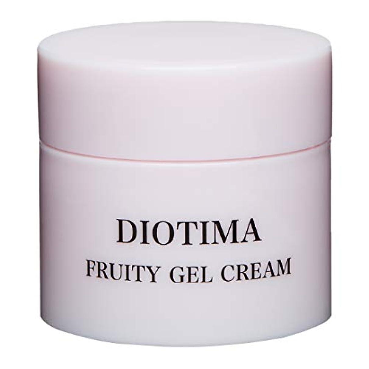 洗う集める思いつくDUITIMA(ディオティマ) ディオティマ フルーティジェルクリーム オールインワン 60g
