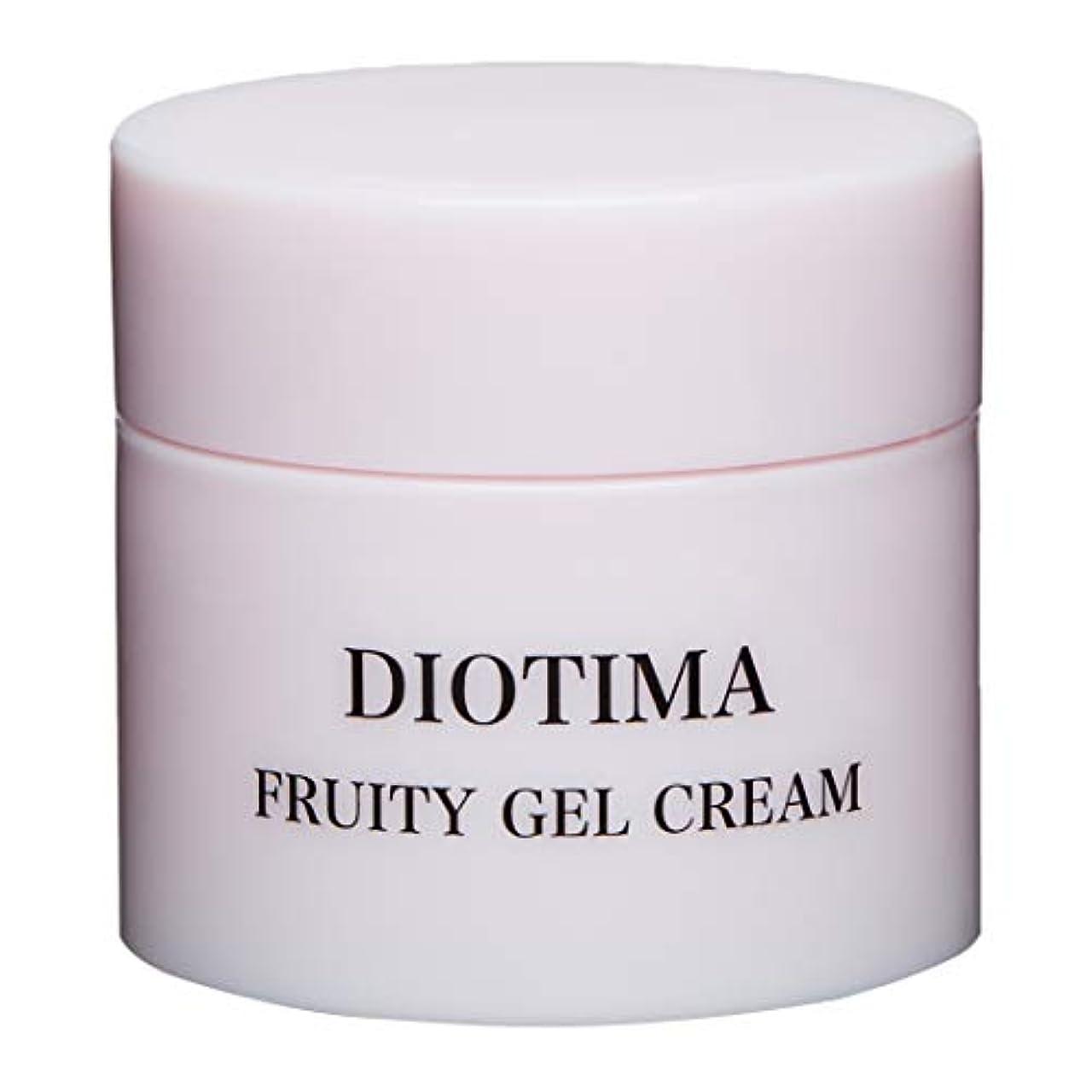 芝生額衰えるDUITIMA(ディオティマ) ディオティマ フルーティジェルクリーム オールインワン 60g
