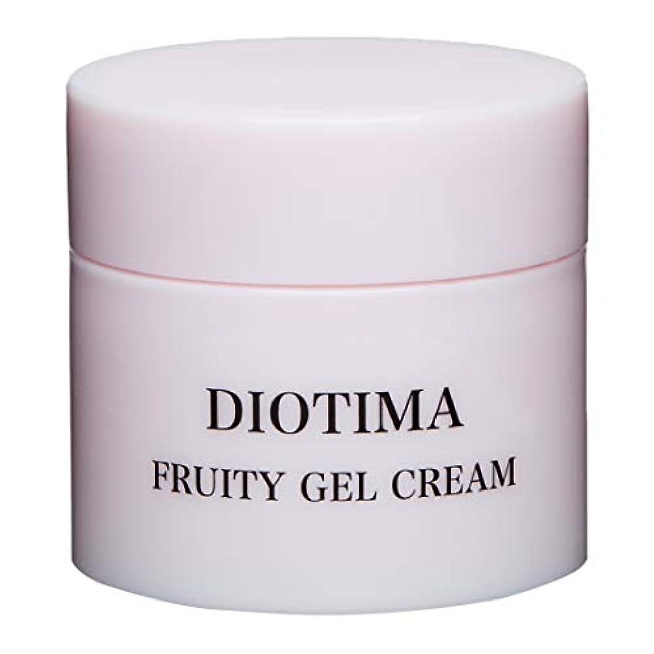 予想する特権埋めるDUITIMA(ディオティマ) ディオティマ フルーティジェルクリーム オールインワン 60g