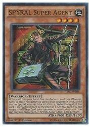遊英語 茶 SPYRAL Super Agent(U)(1st)