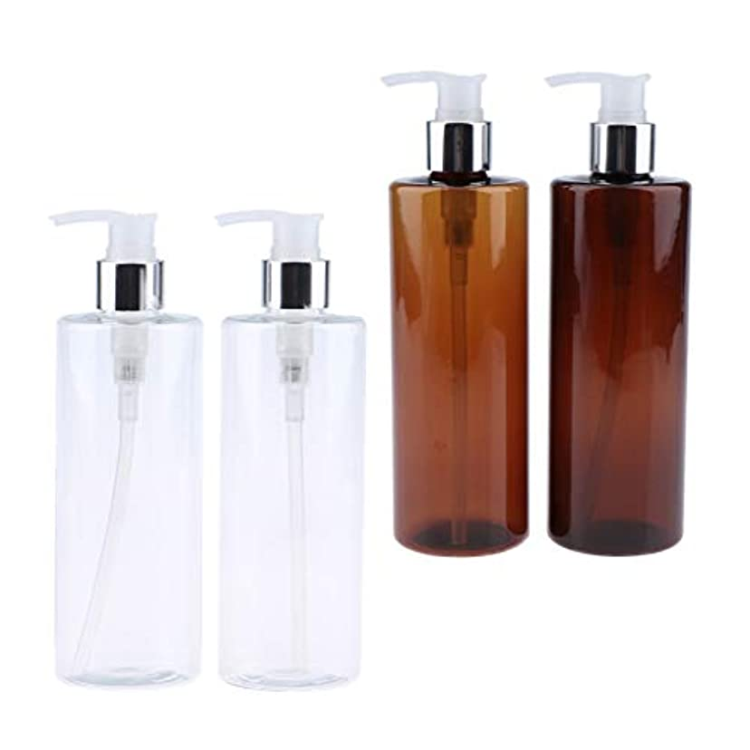 ハンカチ高めるシャンパンT TOOYFUL ボトル 容器 化粧水 350ml 詰替え容器 液体 シャンプー 洗剤用容器 浴室 バス 洗面所