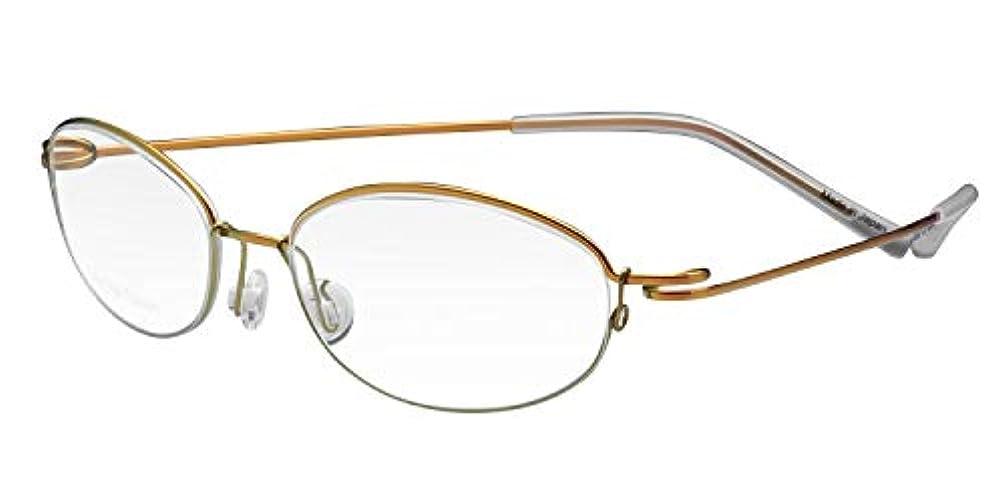 十作ります尊敬鯖江ワークス(SABAE WORKS) 老眼鏡 ブルーカット 軽量 ブラウン WI003C1 +2.00