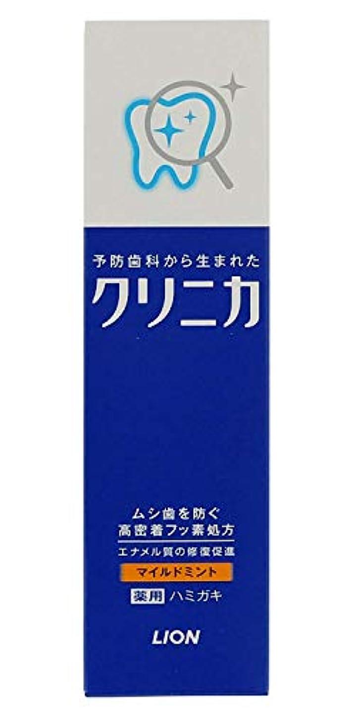 レルム改革感染するクリニカ ハミガキ マイルドミント 30g ×10個セット