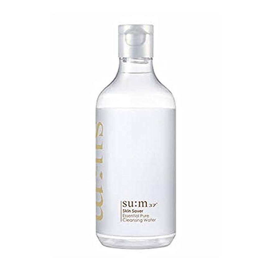 特定の明快ジャグリング[スム37°] Sum37° スキンセイバー エッセンシャルピュアクレンジングウォーター  Skin saver Essential Pure Cleansing Water (海外直送品) [並行輸入品]