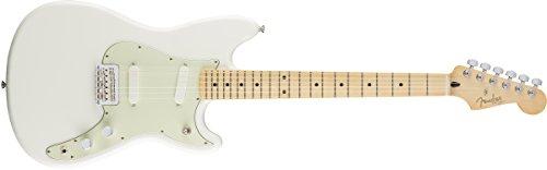 Fender フェンダー DUO-SONIC / Arctic White