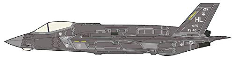 HOBBY MASTER 1/72 F-35A ライトニングII 第4戦闘飛行隊 完成品