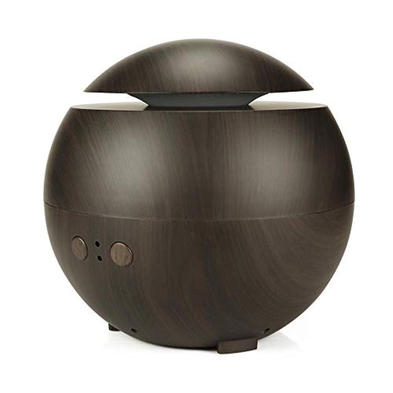 実用的カートリッジビリーヤギアロマ加湿器 超音波式加湿器 アロマディフューザー ABSとPP製 600ml 大容量 シンプル おしゃれ 静音 空焚き防止 耐腐食性 長持ち使える 木目調 Styleshow