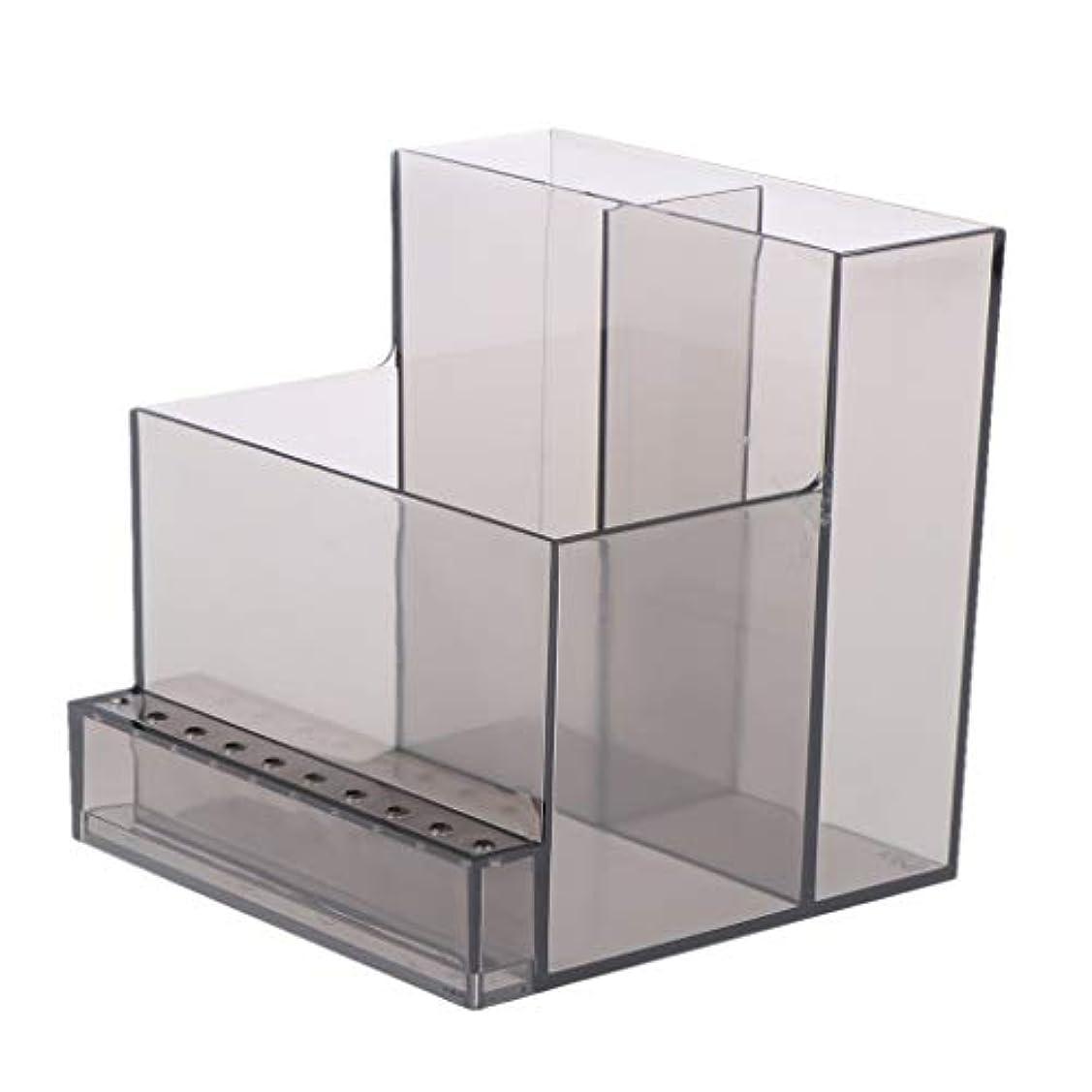 コイルクライマックス静かなB Blesiya ネイルドリルマシンホルダー 収納スタンド 2色選べ - ブラック
