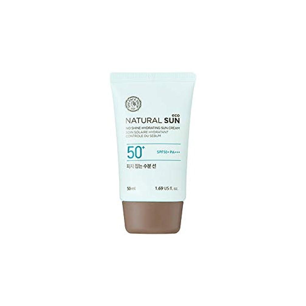 [ザ?フェイスショップ] The Face Shop ナチュラルサン エコ ノーシャイン?ハイドレーティング?サン?クリーム SPF40 PA+++ The Face Shop Natural Sun Eco No Shine...