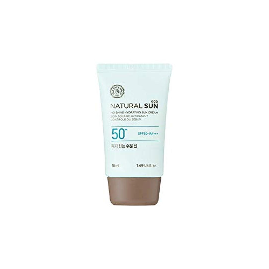 薄汚い一節駐地[ザ?フェイスショップ] The Face Shop ナチュラルサン エコ ノーシャイン?ハイドレーティング?サン?クリーム SPF40 PA+++ The Face Shop Natural Sun Eco No Shine...