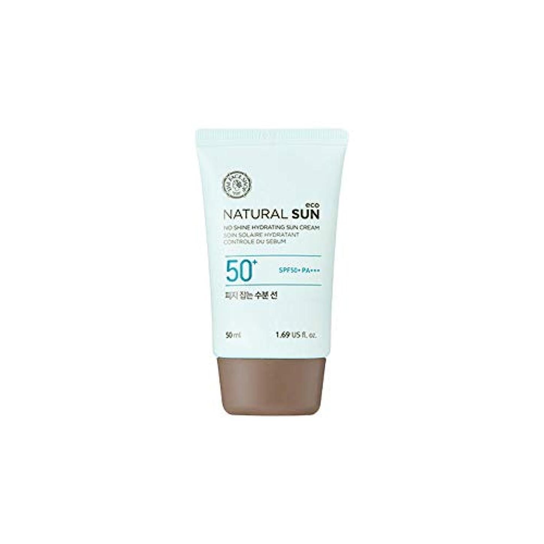 先例森安息[ザ?フェイスショップ] The Face Shop ナチュラルサン エコ ノーシャイン?ハイドレーティング?サン?クリーム SPF40 PA+++ The Face Shop Natural Sun Eco No Shine...