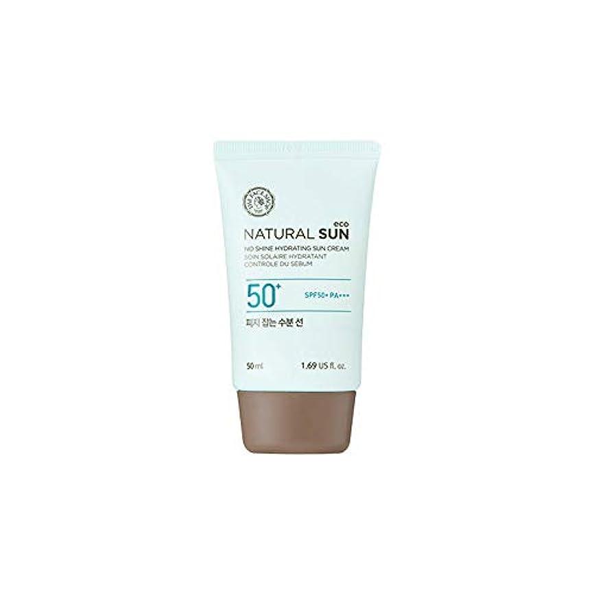 クラシカル埋める曲[ザ?フェイスショップ] The Face Shop ナチュラルサン エコ ノーシャイン?ハイドレーティング?サン?クリーム SPF40 PA+++ The Face Shop Natural Sun Eco No Shine...