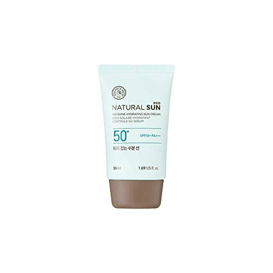 年次ポスト印象派いつか[ザ?フェイスショップ] The Face Shop ナチュラルサン エコ ノーシャイン?ハイドレーティング?サン?クリーム SPF40 PA+++ The Face Shop Natural Sun Eco No Shine...