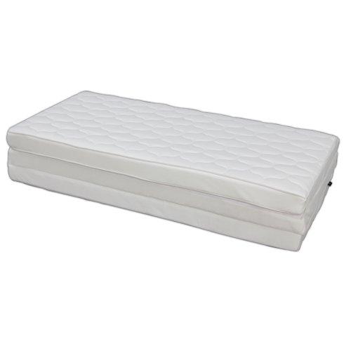 アイリスオーヤマ ハイグレード エアリーマットレス 厚さ9cm ダブル 通気性 洗える 体圧分散 ホワイト HG90-D