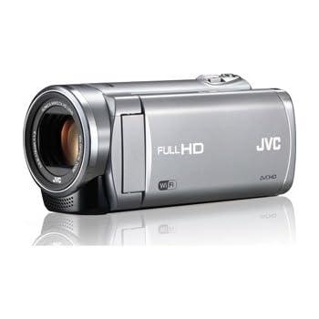 JVCケンウッド JVC ハイビジョンメモリームービー Everio GZ-EX270 32GB Wi-Fi搭載 シルバー GZ-EX270-S