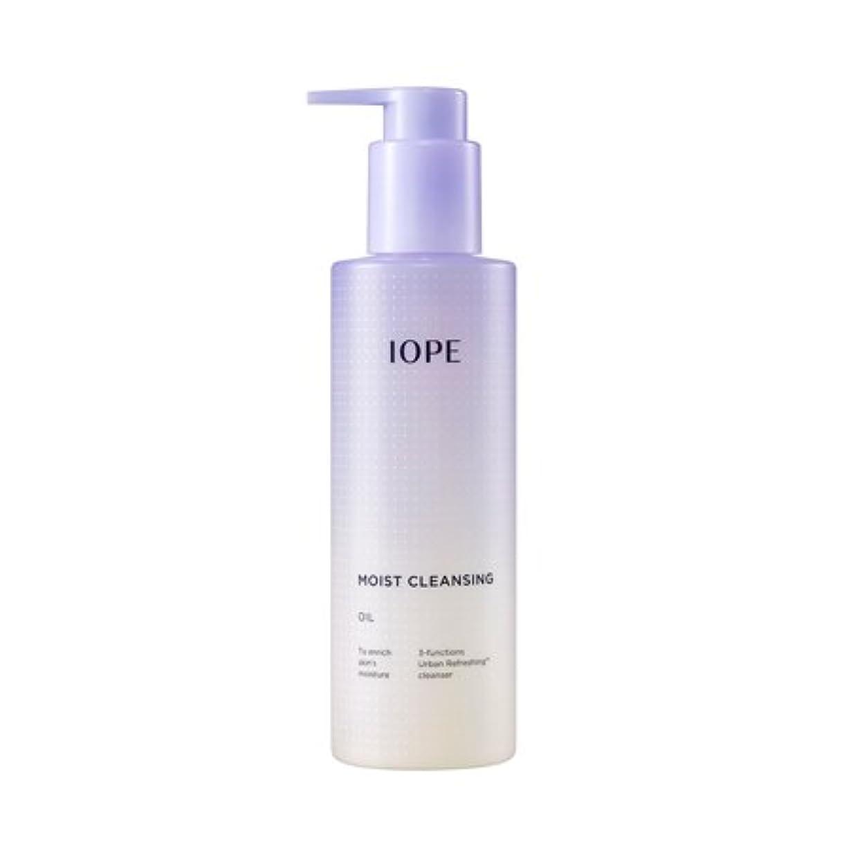 IOPE Moist Cleansing Oil/アイオペ モイストクレンジングオイル 200ml [並行輸入品]