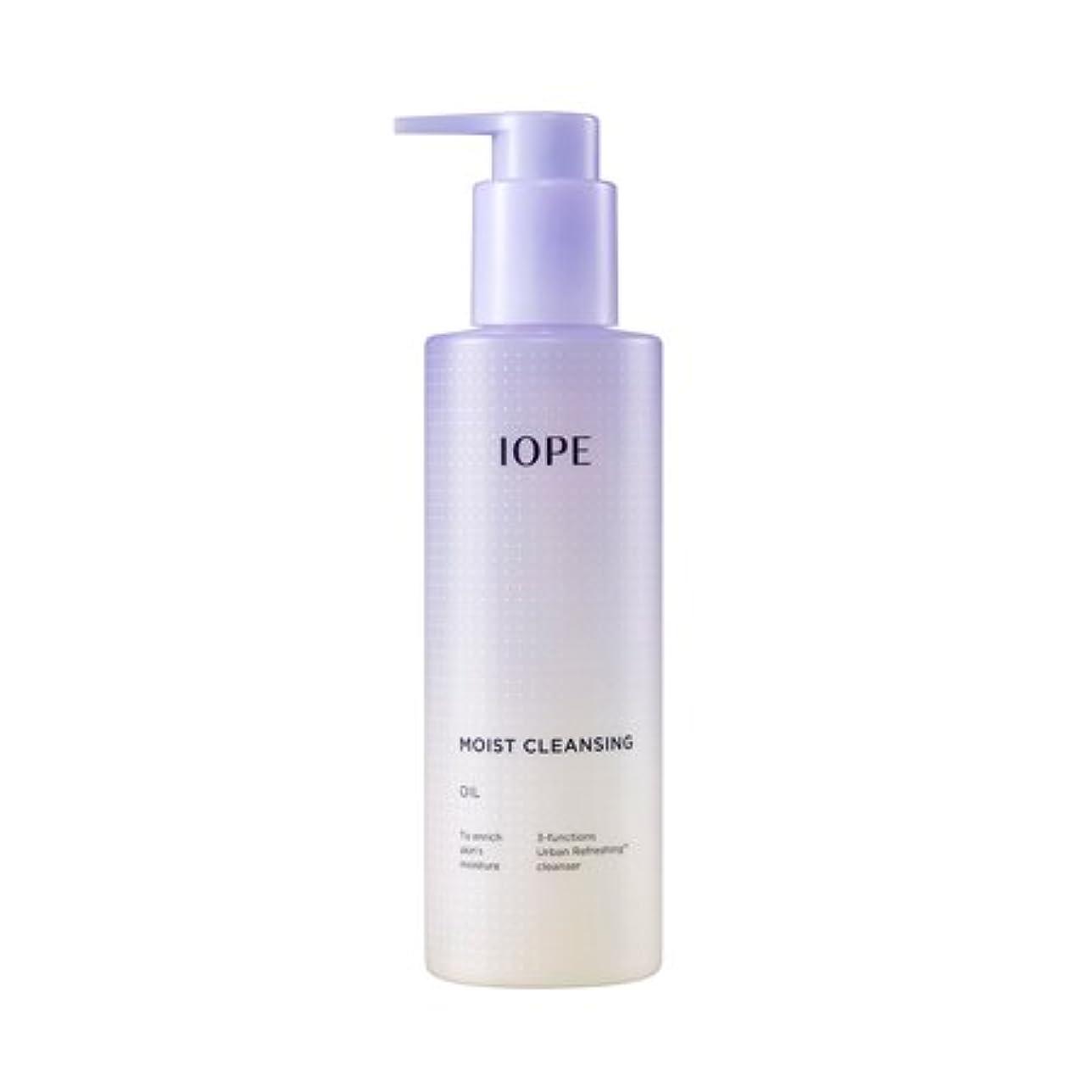 音やさしく経験IOPE Moist Cleansing Oil/アイオペ モイストクレンジングオイル 200ml [並行輸入品]