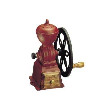 カリタ 鋳鉄製ダイヤミルレッド (FML2001)