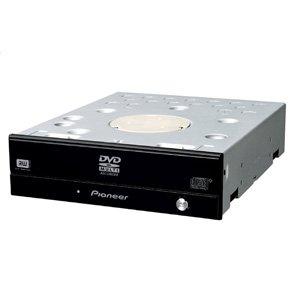 パイオニア RoHS準拠S-ATA内蔵DVD-Sマルチドライブ ブラック DVR-S15J-BK