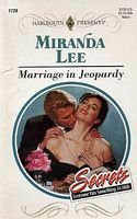 Marriage In Jeopardy (Harlequin Presents)