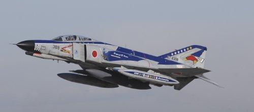 """1/72 飛行機シリーズ F-4EJ改 スーパーファントム """"2012 百里スペシャル"""""""